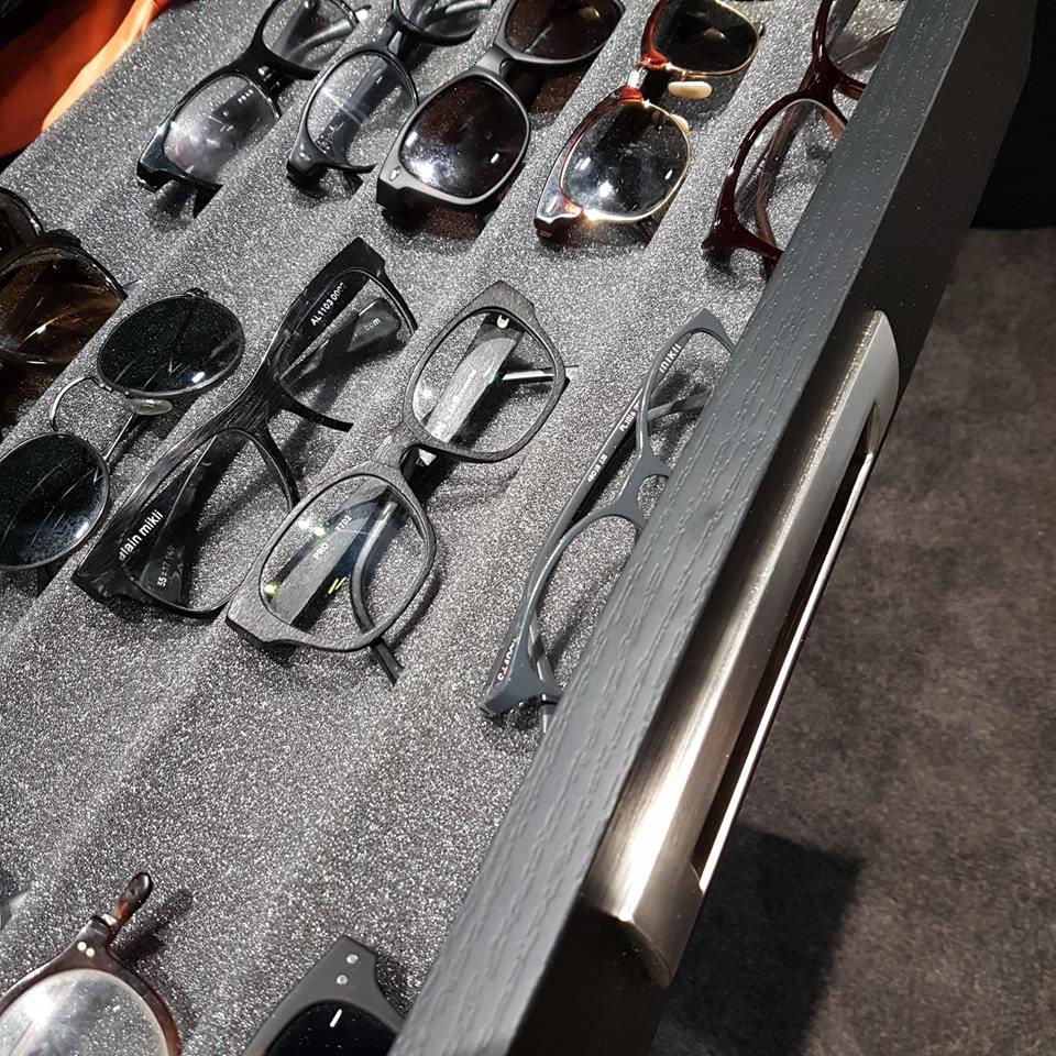 tiroir lunettes sur mesure