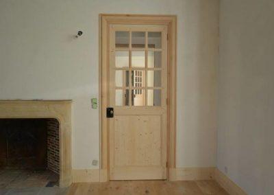 porte bois vitree sur mesure Mâcon (71), Belleville sur Saône